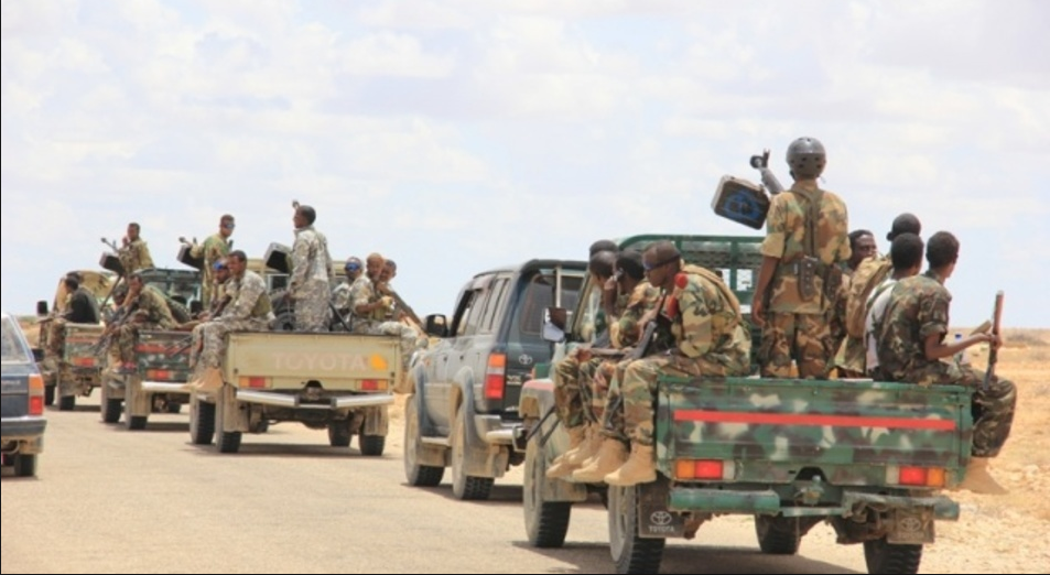 14 Al Shabaab Arrested By Puntland Security Officers In