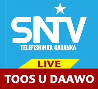 Daawo Telefishinka Qaranka Soomaaliya